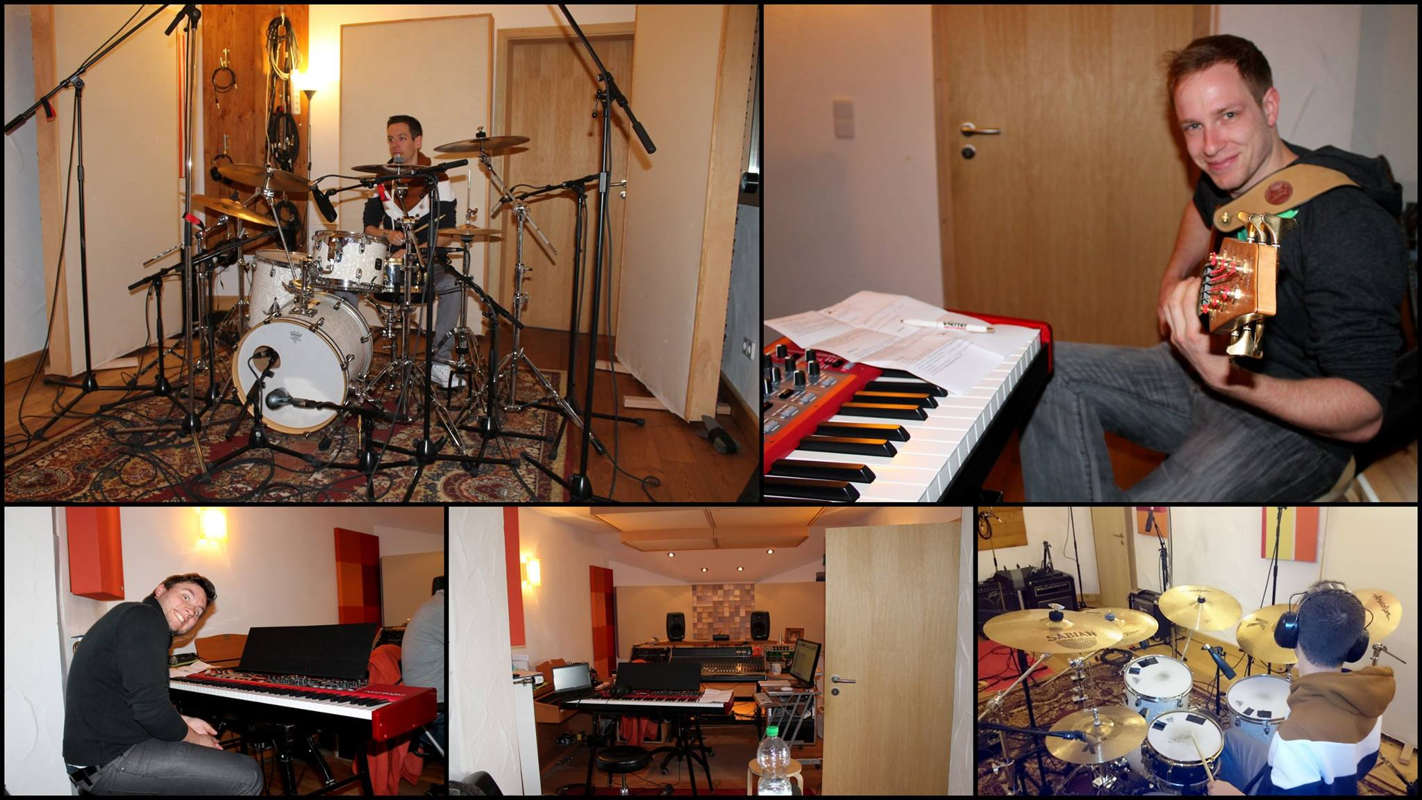 Sound Trek Coverband Studio