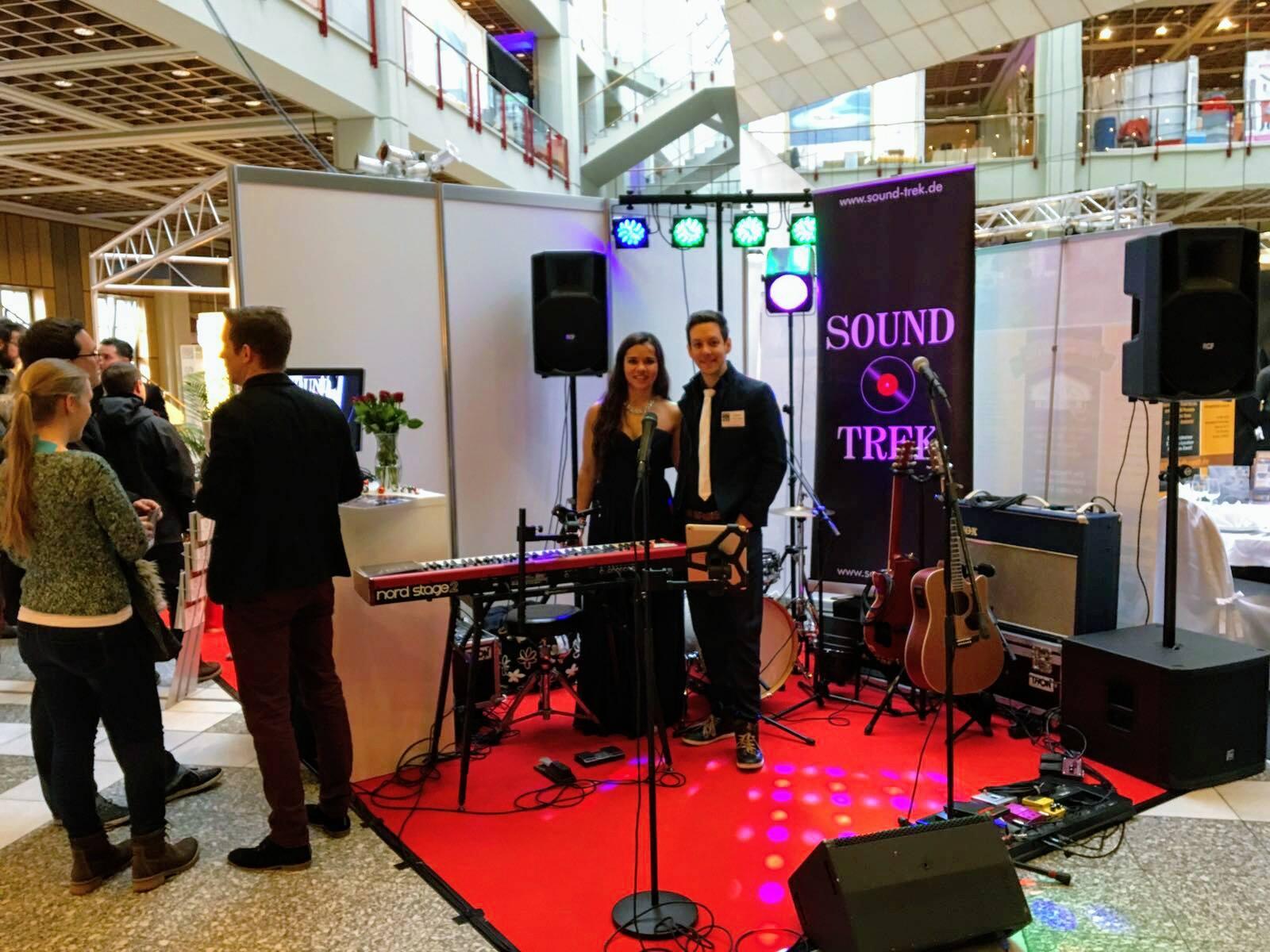Sound Trek Saison Coverband Hochzeitsband Karlsruher Festtage
