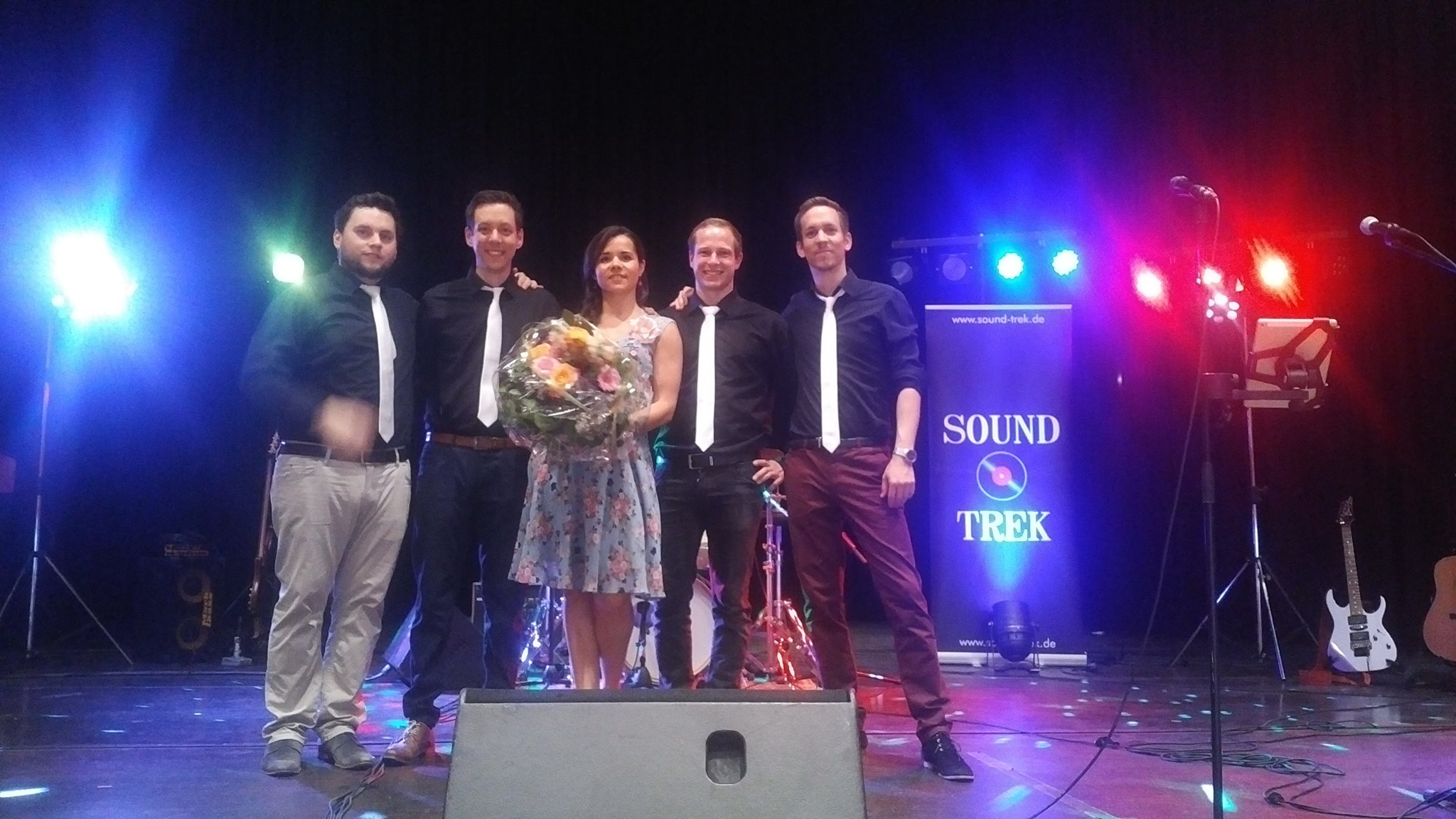 Sound Trek Firmenfeier